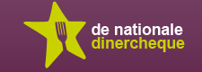 Meer informatie over Nationale Diner Cheque